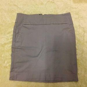 Ann Taylor Nude Skirt